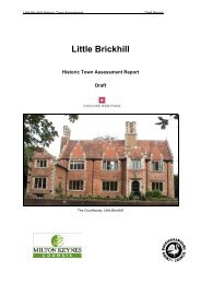 Little Brickhill - Buckinghamshire County Council