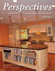 Winter 2012 Issue (PDF) - The Junior League of Cincinnati