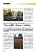 Hamm blüht auf: Wenn Ideen sprießen 4 ... - Verkehrsverein Hamm - Seite 4
