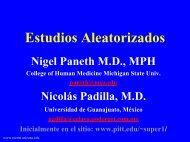 Curso 10-Estudios Aleatorizados - Reeme.arizona.edu
