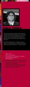 Gesichter – Profile der Enthinderung, Programmheft - Georg Paulmichl - Seite 4