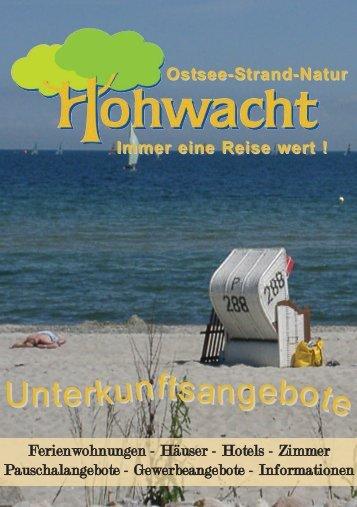 Ostsee-Strand-Natur Immer eine Reise wert - vermieterverein ...