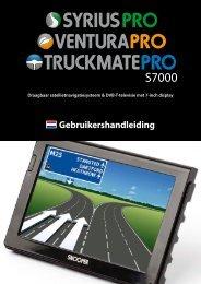Handleiding XL PRO S7000 - deel 1 - Truckmate