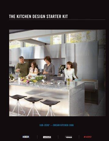 THE KITCHEN DESIGN STARTER KIT - Epicurious