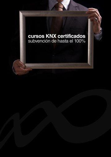 cursos KNX certificados