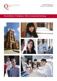 PG Certificate / PG Diploma / MSc in Community ... - Study in the UK