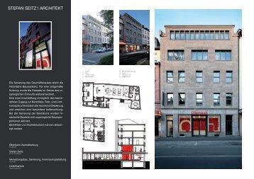 STEFAN SEITZ l ARCHITEKT - Stefan Seitz Architekt