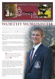 News& Views - Kearsney College