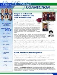 May 2005 - Mt. SAC - Campus News - Mt. San Antonio College