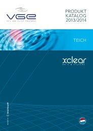 TEICH ProdukT kaTalog 2013/2014 - UV-C and FILTER EQUIPMENT