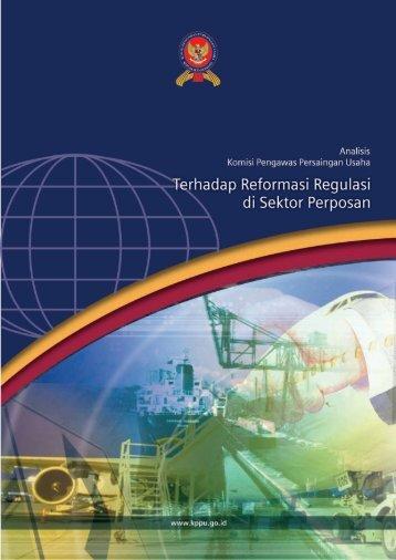 Position Paper Ruu Pos Dalam Perspektif Persaingan Usaha - KPPU