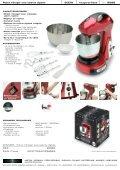 Robot ménager avec balance digitale 500W rouge ... - BOB HOME - Page 2