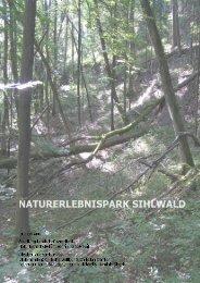 Naturerlebnispark Sihlwald - IG Sihlwald für Alle