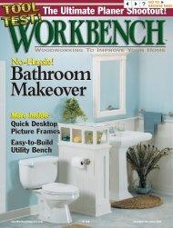 Workbench No. 268 - November/December 2001