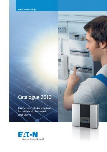 Photovoltaic Catalogue 2010 - Aleta.hr
