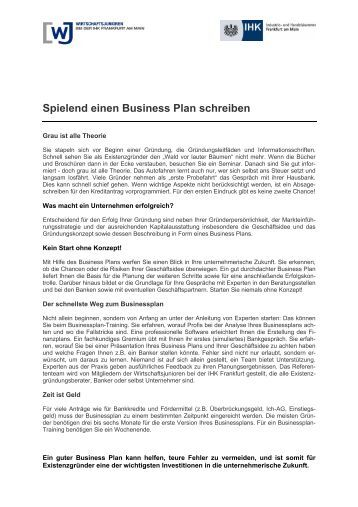 Business Plan Section 4: Products and Services