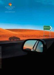 2002 - 2003 Annual Report - Tourism Australia