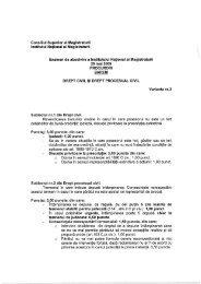 procurori (25.05.09).pdf - Institutul Naţional al Magistraturii