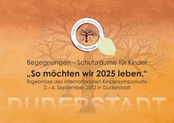 das Booklet zum herunterladen - Duderstadt 2020