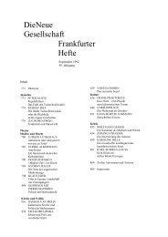 Kurs West - Frank Praetorius