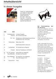 VfL Zeitung 03 2010 Internet - VfL Hannover