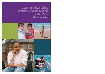 diagnostika a léčba svalové dystrofie typu duchenne - Treat-NMD