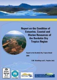 Condition of resources of the Burdekin Dry Tropics ... - OzCoasts