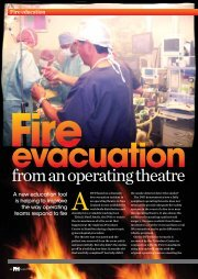 from an operating theatre - Australian Private Hospitals Association