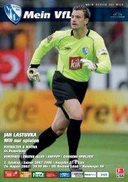 Hamburger SV (24.08.2007) - VfL Bochum