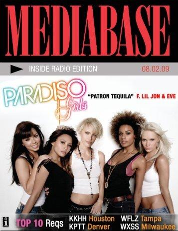 Mediabase 24/7 Chart