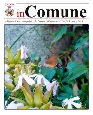 inComune - Comune di Calco