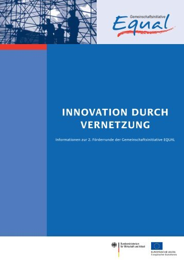 INNOVATION DURCH VERNETZUNG - EQUAL