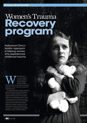 Women's Trauma - Australian Private Hospitals Association