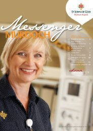 Murdoch Messenger - St John of God Health Care