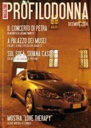 Dicembre 2008 - Profilo Donna Magazine