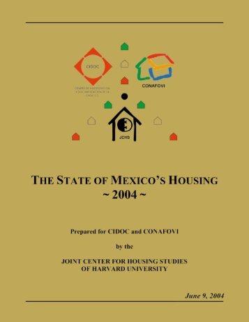 Executive summary - Joint Center for Housing Studies - Harvard ...