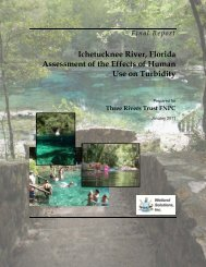WHITE PAPER - UF Water Institute - University of Florida