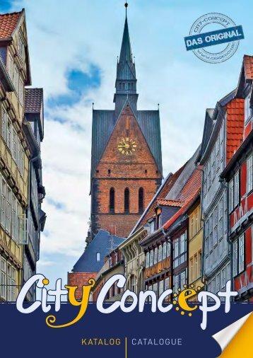 City Concept Katalog 2013(PDF) - Gerd Koch Konzept & Handels ...