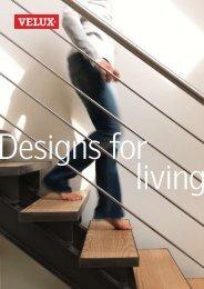 Velux Designs for Living