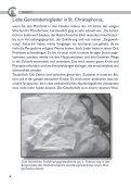 Osterpfarrbrief 2013 - Pfarramt St. Christophorus - Seite 4