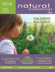 August 2009 - Natural Awakenings