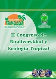 biodiversidad - Convención Trópico 2012