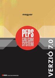 peps cad/cam rendszer - Camtek GmbH