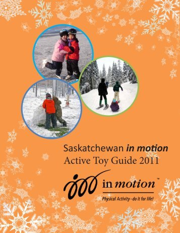 Active Toys for Kids Age 5-7 - Saskatchewan in motion