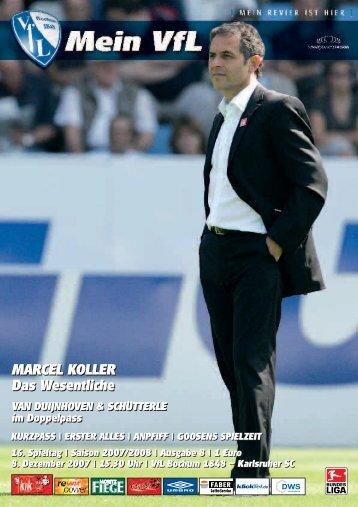 Karlsruher SC (08.12.2007) - VfL Bochum