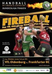 Saison 2009/2010 - VfL Oldenburg