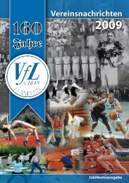 Handball - VfL Hameln v. 1849 eV