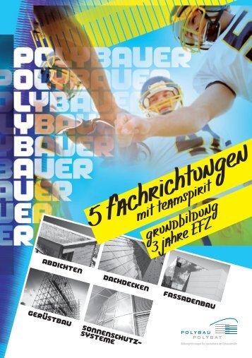 Polybauer Grundbildung - SFHF