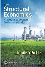 New Structural Economics - World Bank Internet Error Page ...