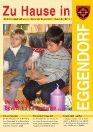 Der Nikolaus war zu Besuch im Kindergarten Seite 16 - Gemeinde ...